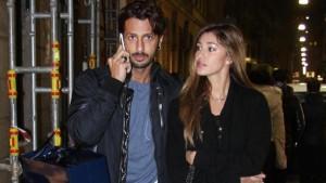 foto Fabrizio Corona e Belen Rodriguez