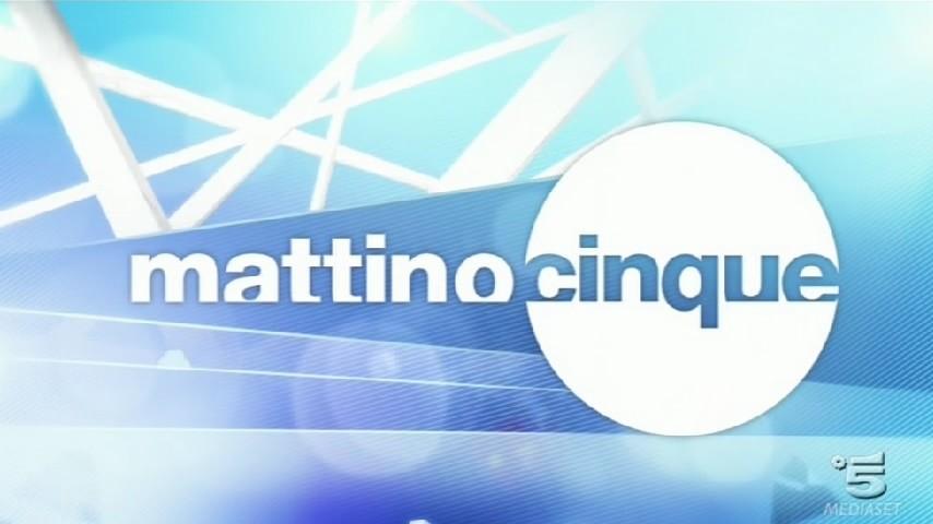 foto logo Mattino Cinque