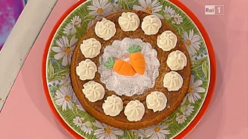 foto torta carote Anna Moroni