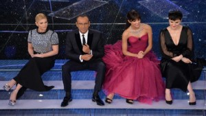 Foto Look Finale Sanremo