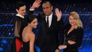 Foto Sanremo Cast