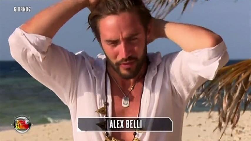 foto alex belli