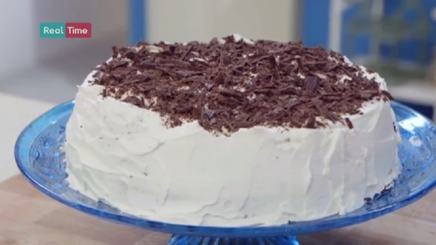 foto torta cappuccino