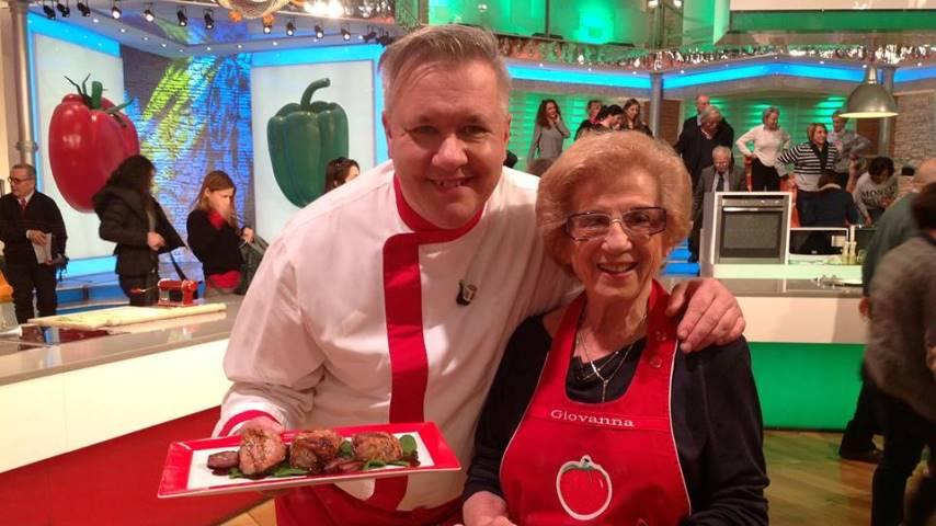 foto la prova del cuoco zoppolatti e giovanna
