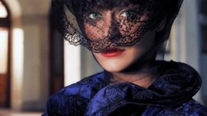 foto Miriam Leone la dama velata