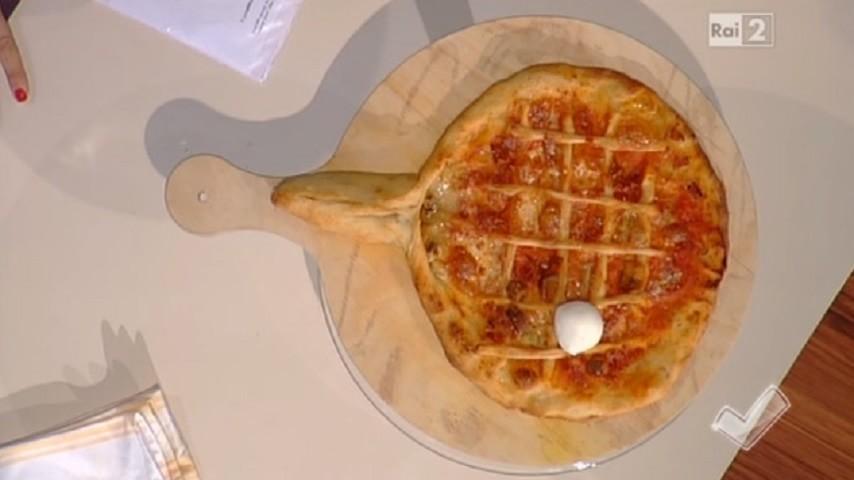 foto pizza racchetta