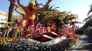foto Sanremo in fiore