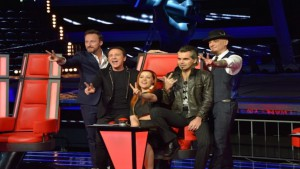 foto giudici the Voice of Italy