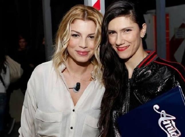 foto Elisa ed Emma