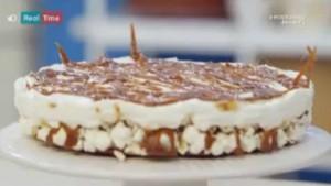 foto cheesecake di popcorn