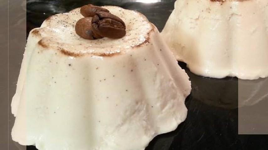 Cotto e Mangiato: panna cotta al caffè