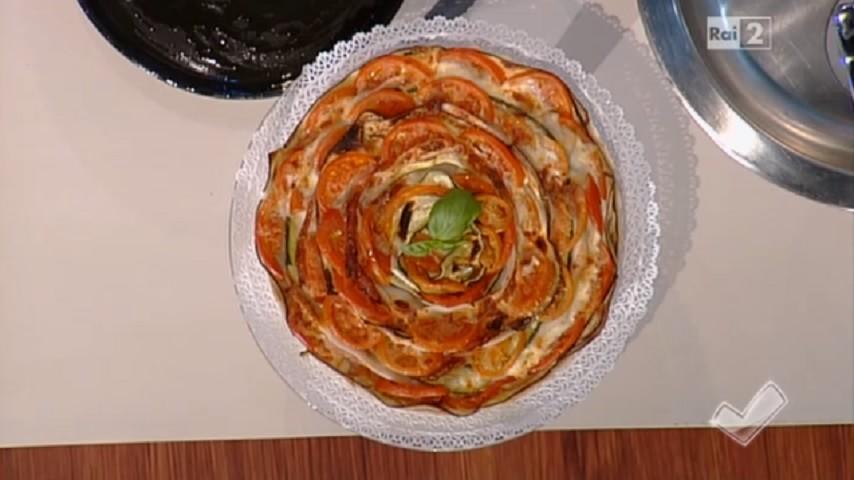 foto pizza ortolana senza glutine