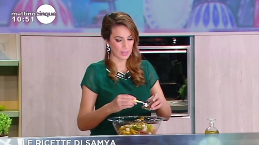 foto Samya ricetta 9 aprile