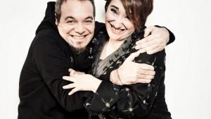 foto Corrado Nuzzo e Maria DiBiase