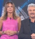 Foto Paola Perego e Pino Insegno