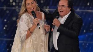 foto Albano e Romina