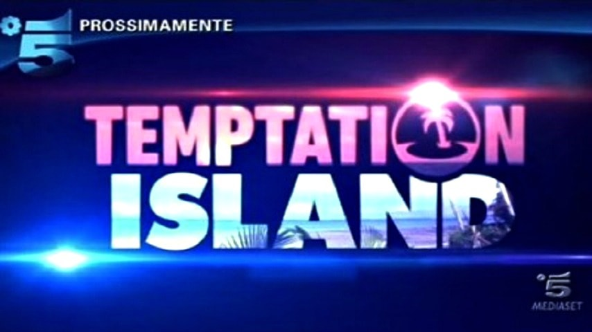 foto logo temptation island