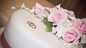 foto torta nuziale