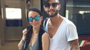 foto Valentina Dallari e Andrea Melchiorre