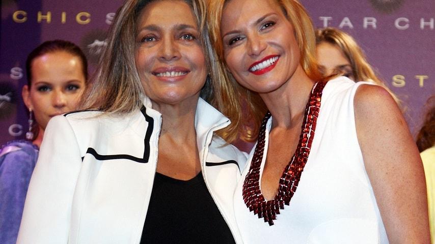 foto Mara Venier e Simona Ventura