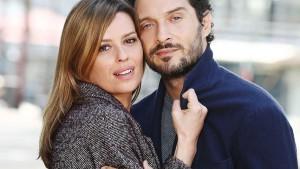 foto Claudio Santamaria e Claudia Pandolfi