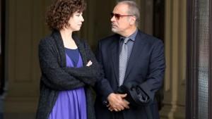 foto Veronica Pivetti e Enzo Decaro