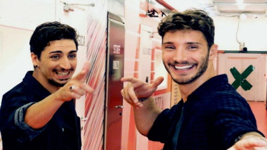 foto Stefano De Martino e Marcello Sacchetta
