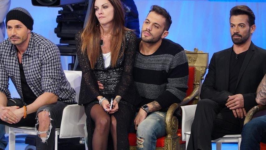 foto Gianmarco e Laura a Uomini e Donne