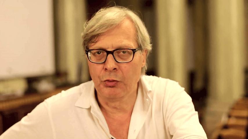Foto Vittorio Sgarbi