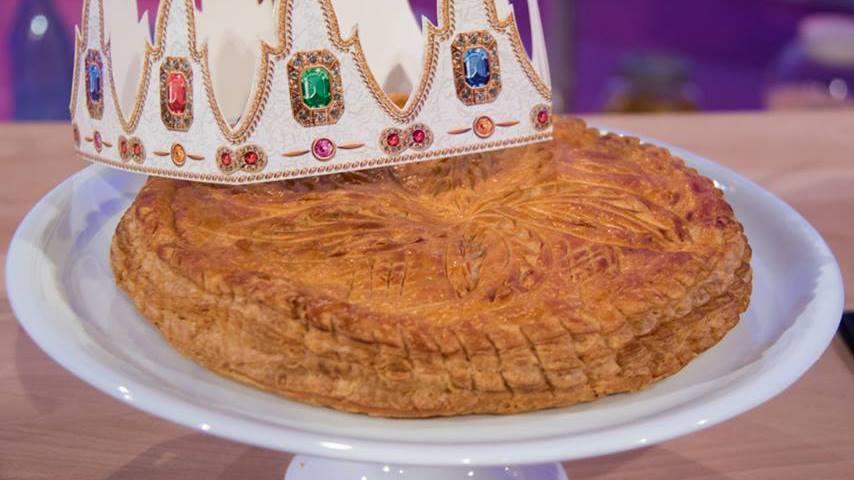 foto galette des rois