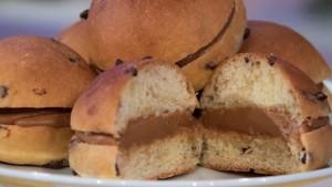 foto panini al cioccolato