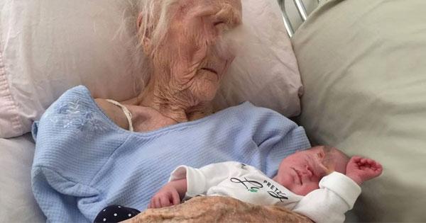 foto mamma 95 anni
