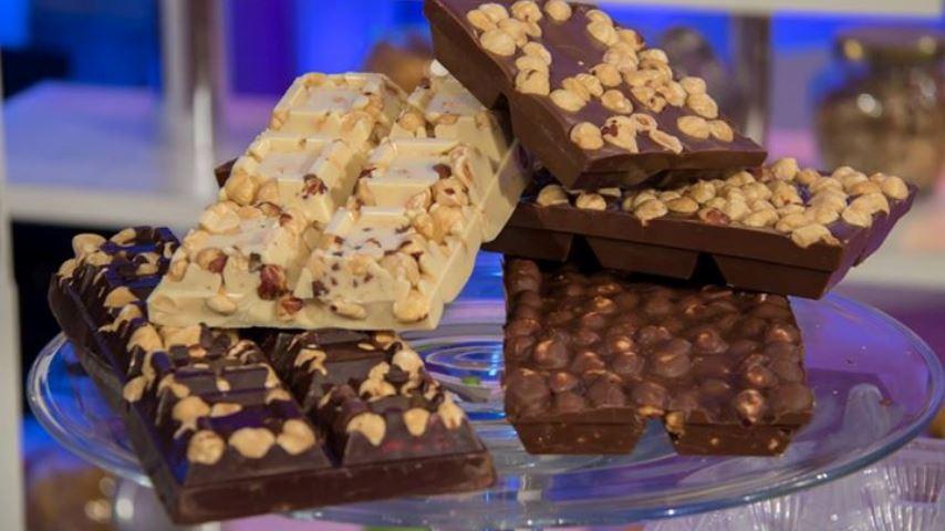 foto tavolette di cioccolato