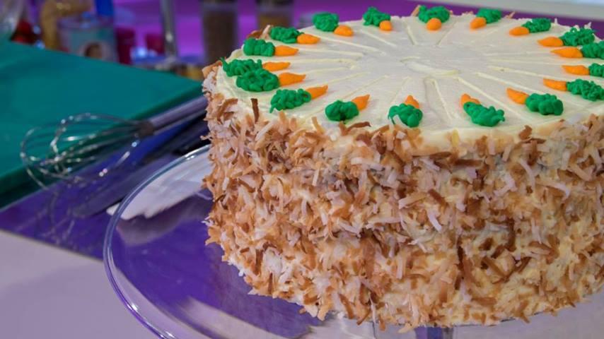 foto torta di carote