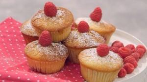 foto la cuoca bendata muffin ai lamponi