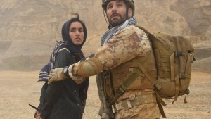 foto Raoul Bova e Megan Montaner in Fuoco amico