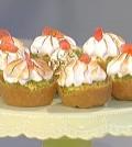 foto tortine meringate con crema al limone