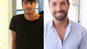 foto Claudio e Riccardo a Uomini e Donne