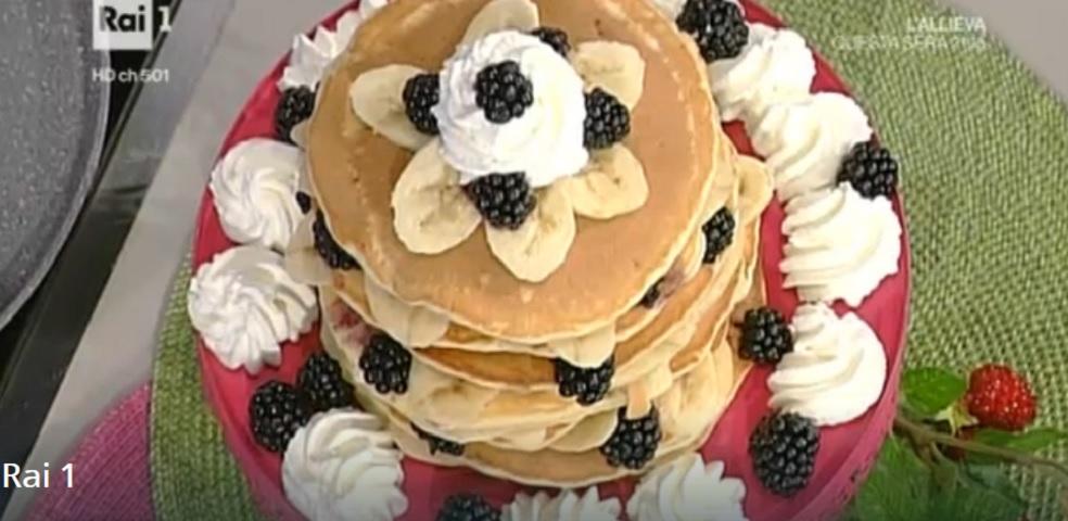 foto pancake Ambra Romani