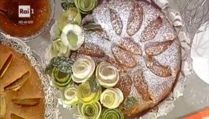 foto torta di mele Barzetti
