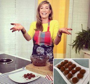 foto tartufi al cioccolato