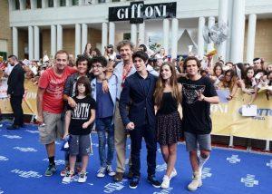 Foto cast Braccialetti Rossi 3