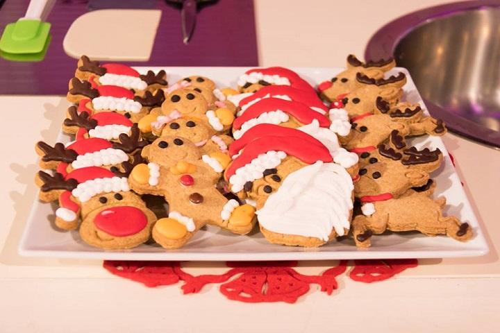 foto biscotti di Natale Rinaldini