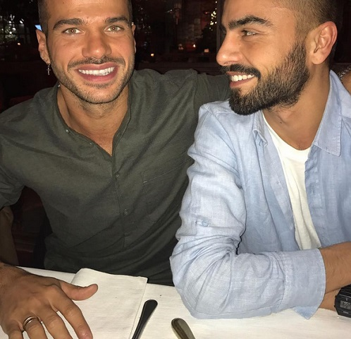 foto Claudio e Mario