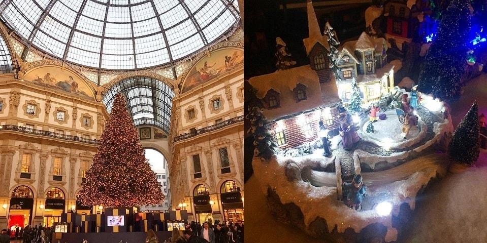 foto Milano Natale