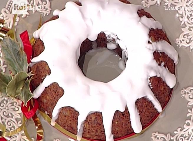 foto pudding natalizio