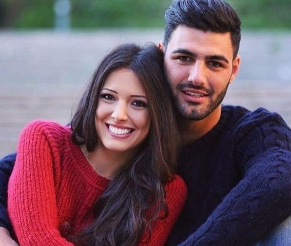 Foto Clarissa e Federico