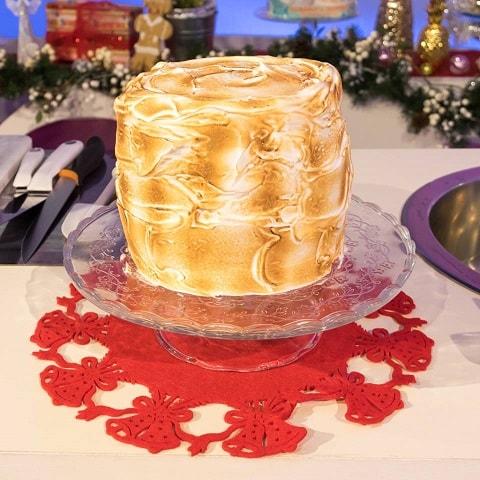 foto s'more cake