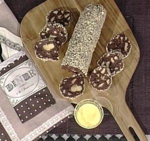 foto salame al cioccolato