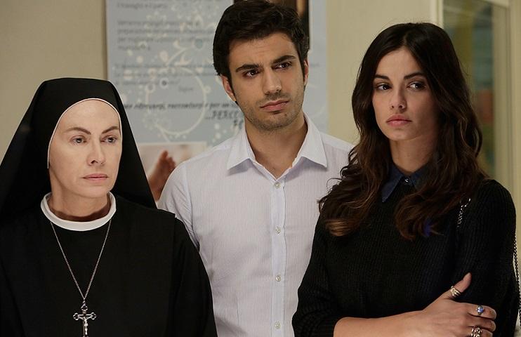 Foto Che Dio ci aiuti 4 Suor Angela NIco e Azzurra